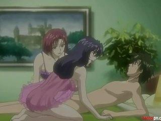Inbo 3 : Uncensored Hentai Anime